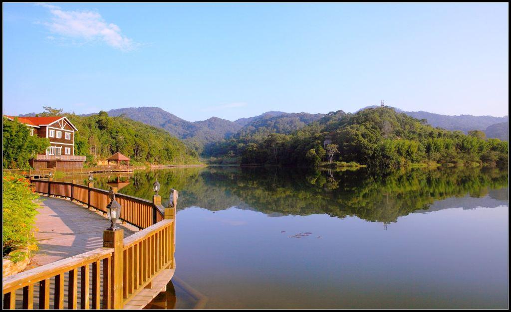 海南必游景点之一 :乐东尖峰岭国家森林公园天池攻略