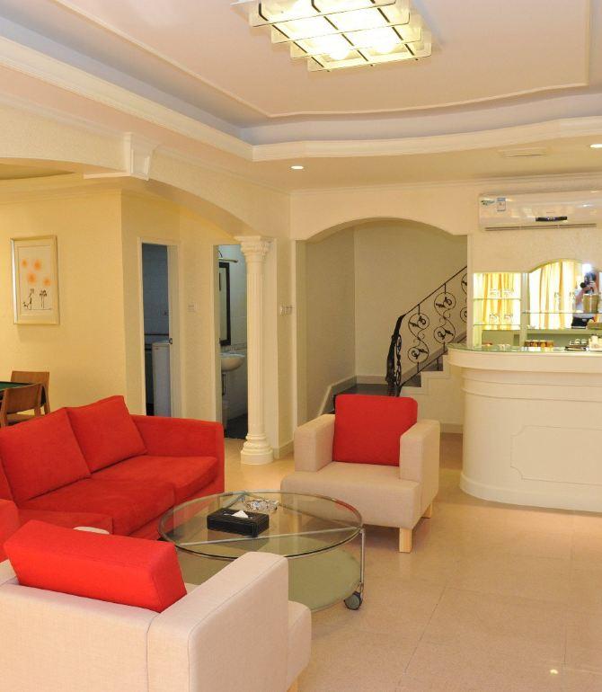 城市中的花园珠海度假村,住西班牙风情别墅,多种房型任选!