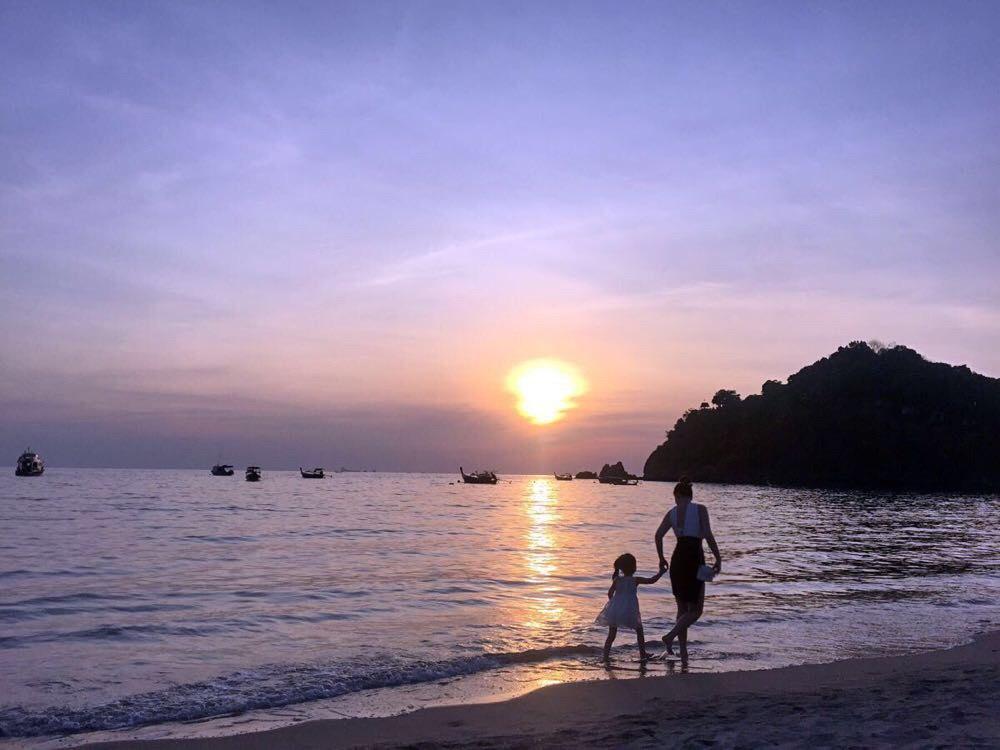 2015.2-3泰国甲米,兰塔岛自由行