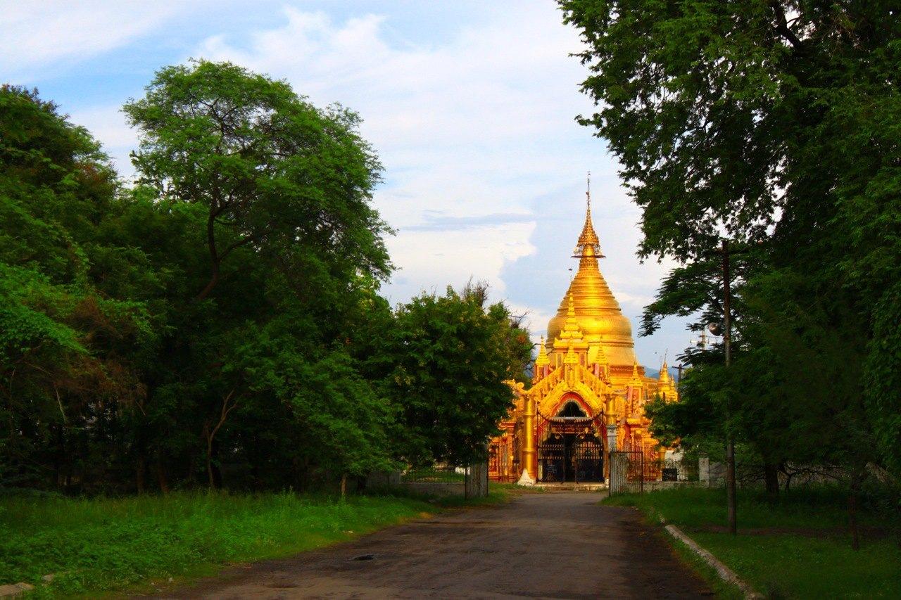 曼德勒山  Mandalay Hill   -3