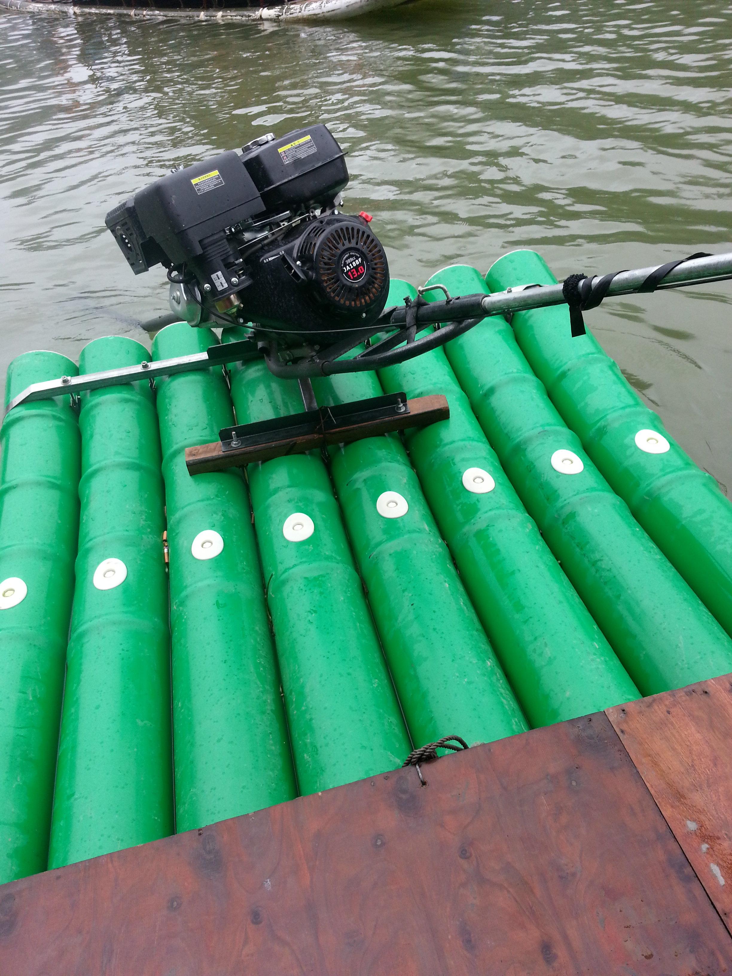 快艇螺旋桨结构图