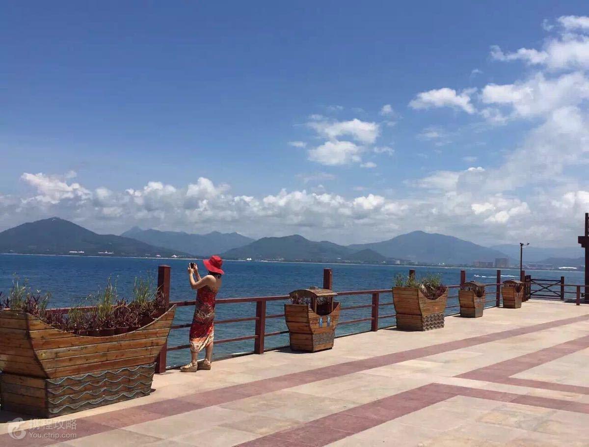 分界洲岛 天涯海角 海南三亚6日5晚跟团游·特色酒店