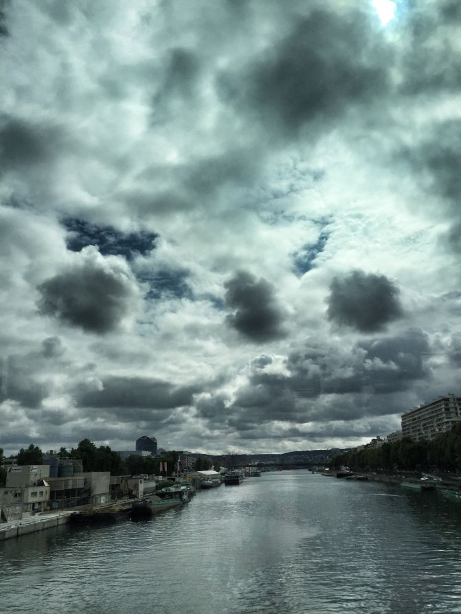 8月欧洲游-(12天之Day3巴黎清迈老佛爷购物)法国曼谷芭提雅6日穷游攻略图片