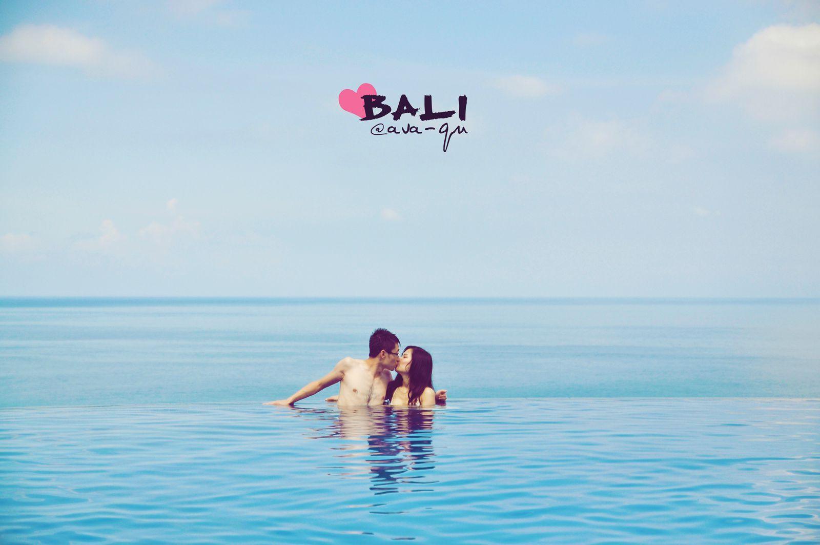情迷巴厘岛-属于我们的蜜月友爱之旅