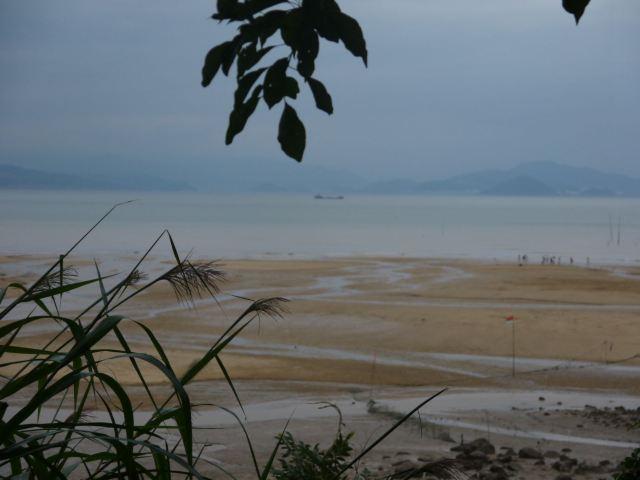 大嵛山岛海滩