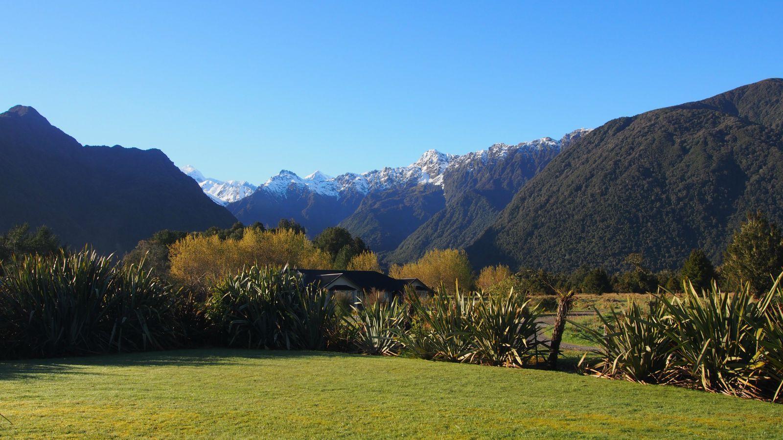 无与伦比的美丽,2013年自驾新西兰南岛