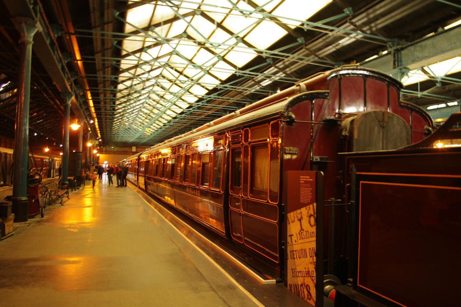 铁路博物馆_约克国家铁路博物馆