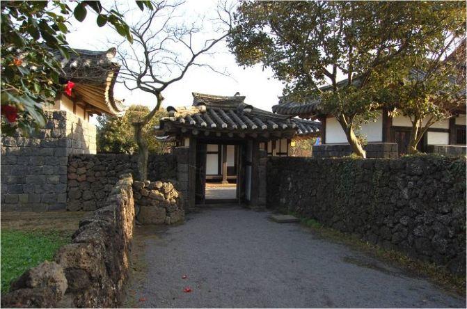 跟着韩剧去旅游,(大长今)带你游济州 - 济州岛游记