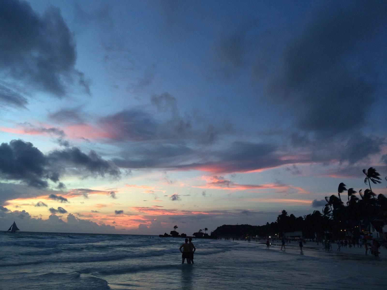 2013国庆游长滩岛