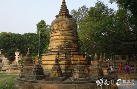 菩提迦耶·金刚塔