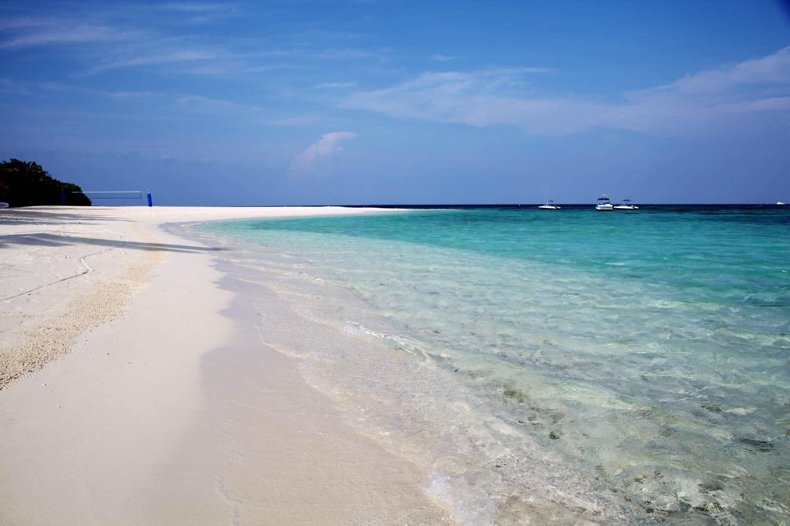 水上水下的乐园 - 马尔代夫双岛游 w(2)