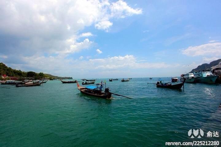 2013普吉岛—皮皮岛—曼谷新年游