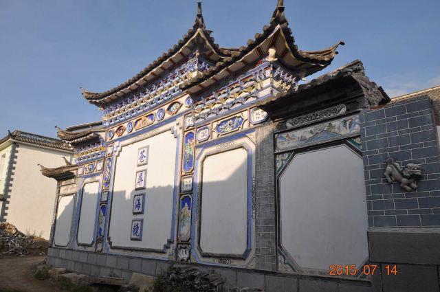 x-喜洲白族古建筑