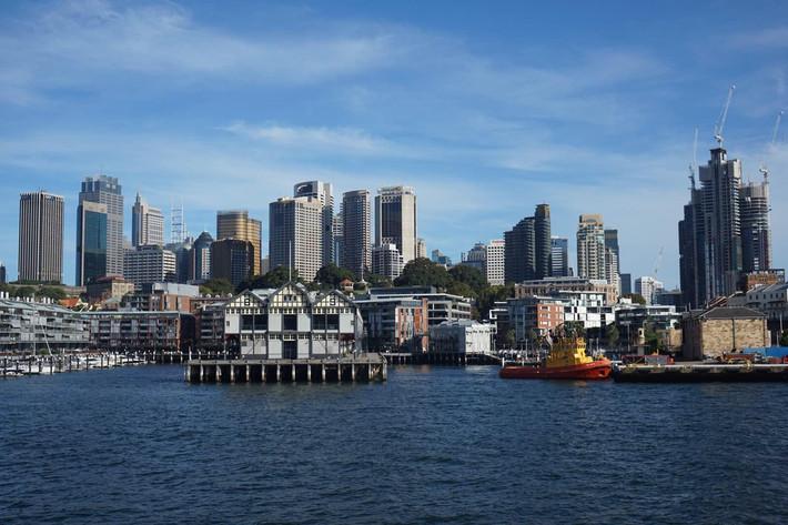 悉尼城市风光