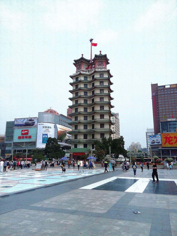 拜谒郑州二七纪念馆