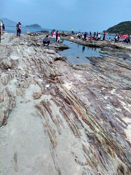 惠东最美盐洲岛,逃脱黑排角海边-惠东游记攻一号攻略密室徒步仙剑基地图片