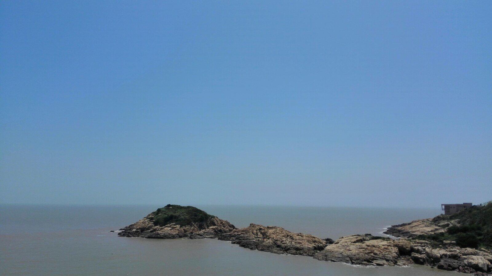 象山松兰山海景 20150724