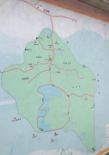 群友位置南陵地图