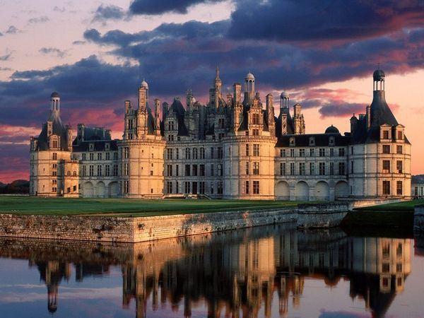 去欧洲旅游,看遍童话城堡!
