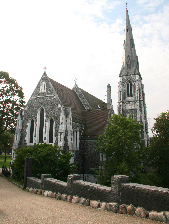 圣阿爾班教堂  St. Alban's Church   -3