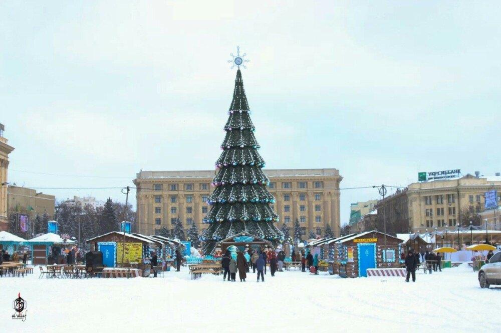 自由广场  Ploshcha Povstannya   -0