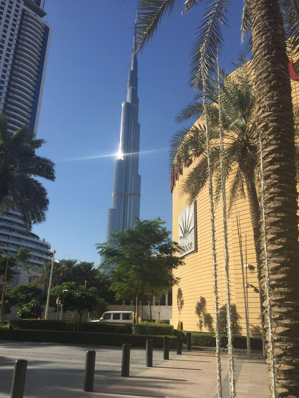 迪拜塔为世界第一高塔