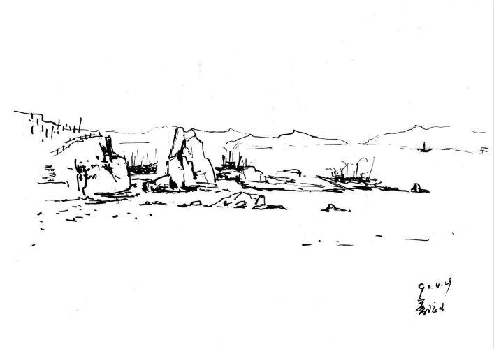 舟山普陀山