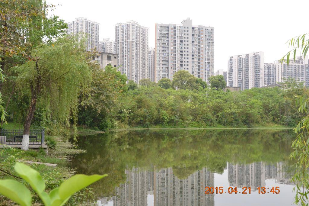 成都东湖公园