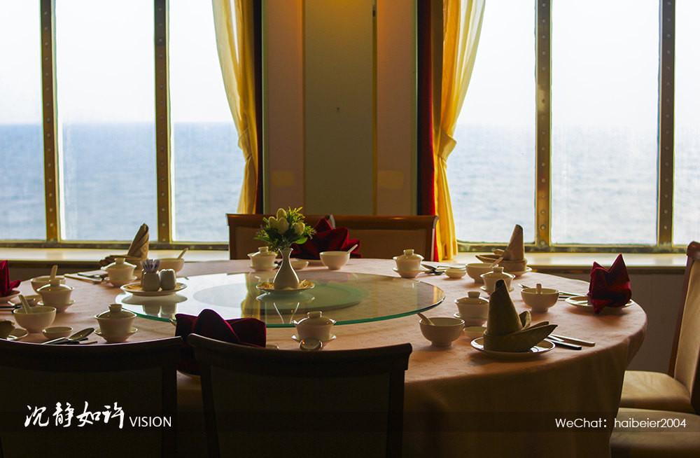 丽星邮轮,一个会游泳的美食餐厅! - 宫古岛游记攻略