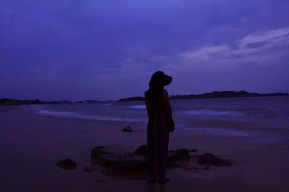 平潭岛,我们一起手拉手等待日出过!