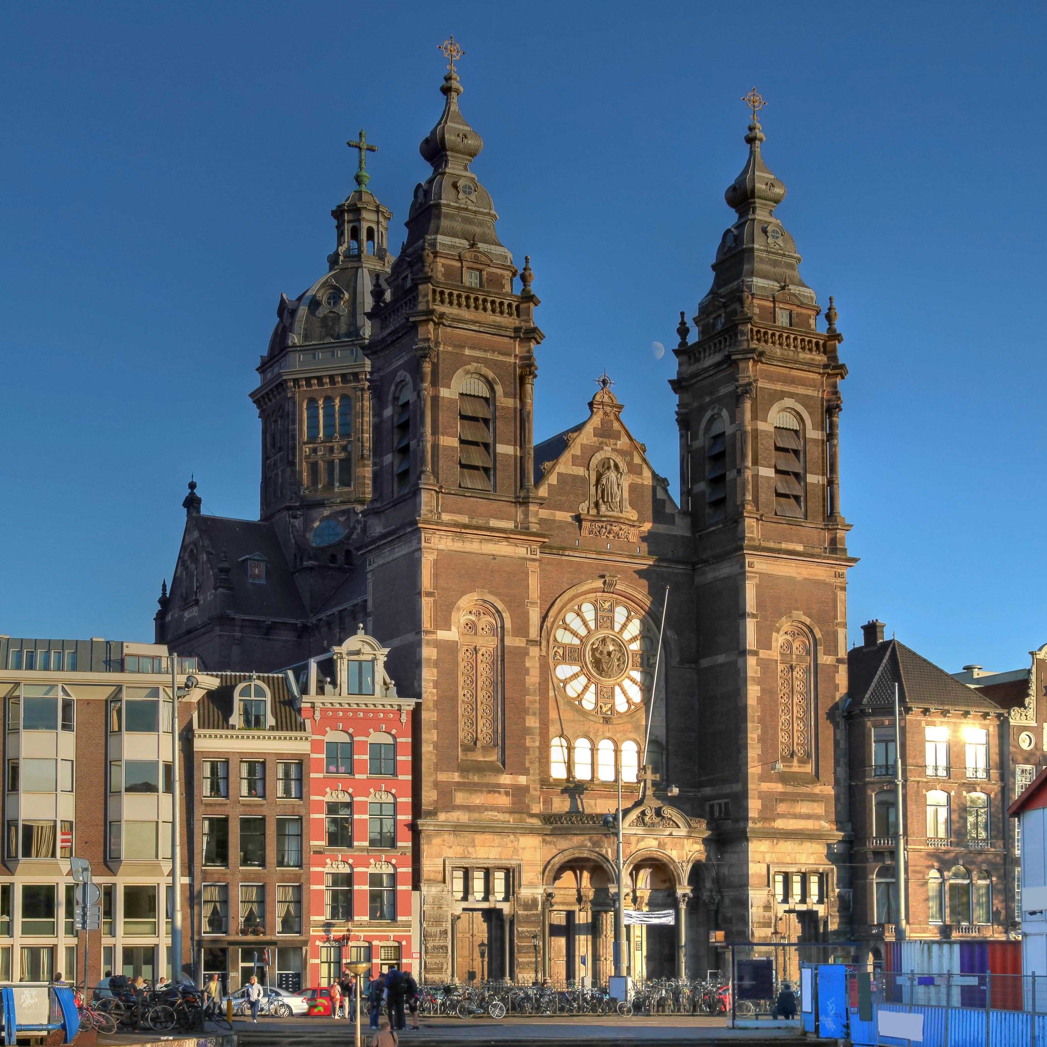 阿姆斯特丹圣尼古拉斯教堂  Church of Saint Nicholas   -3