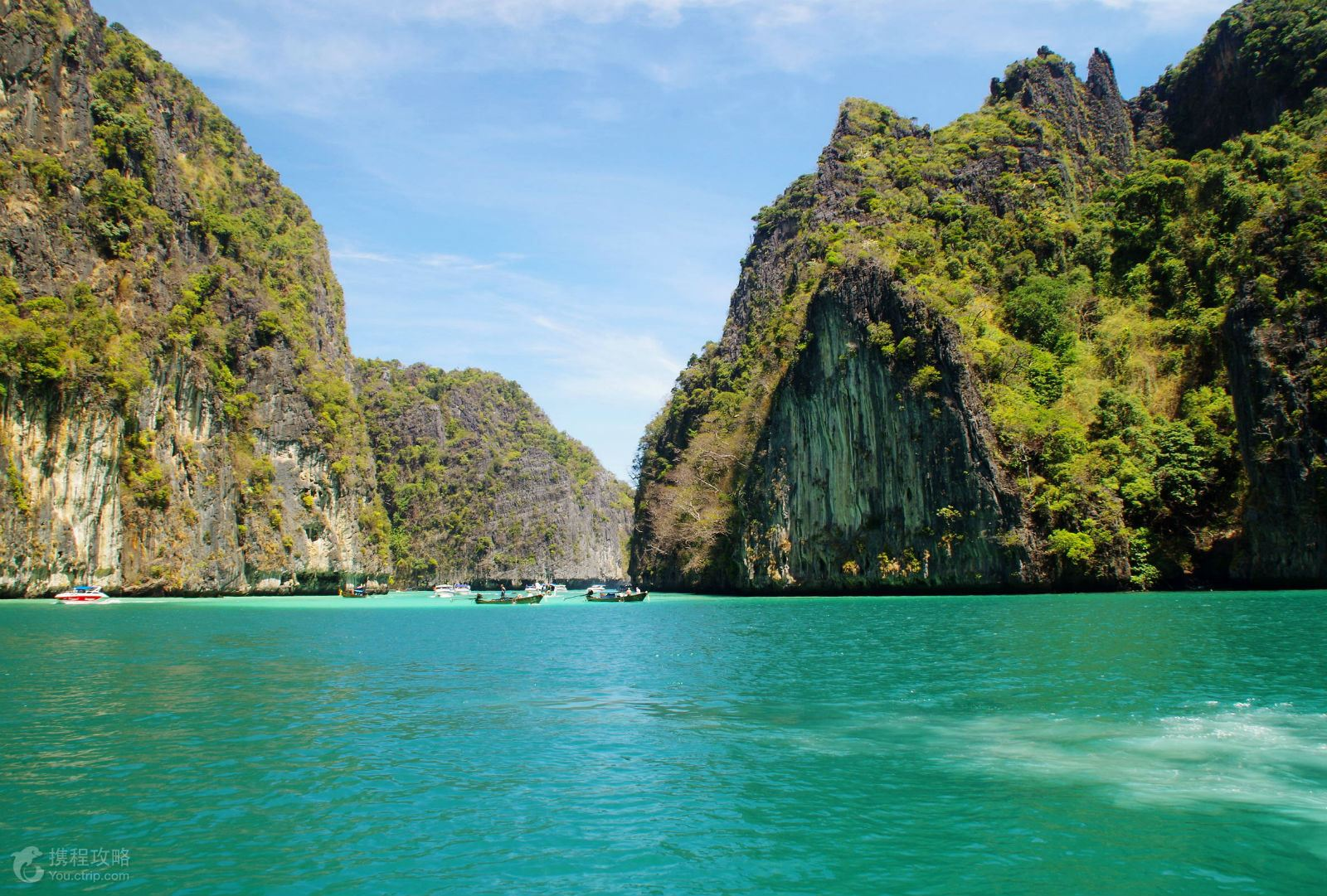 泰国普吉岛+甲米6日4晚跟团游·甲米四岛+珍珠岛