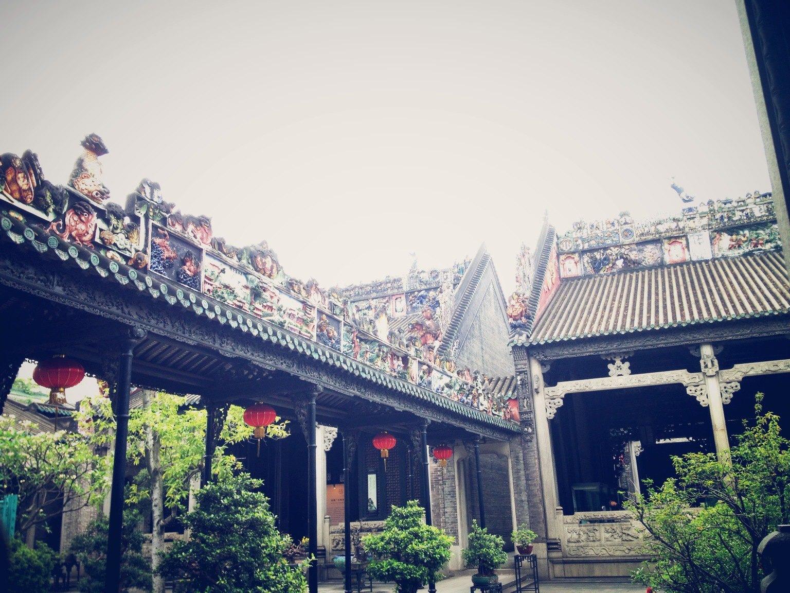 来羊城.广州是个大观园!