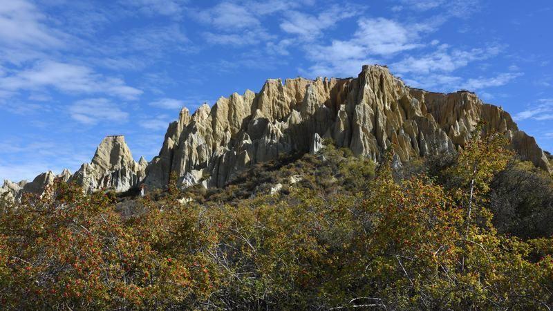 净土之旅(5)——奇幻世界与陶土岩