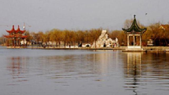 南湖湿地公园门票,淮北南湖湿地公园攻略/地址/图片