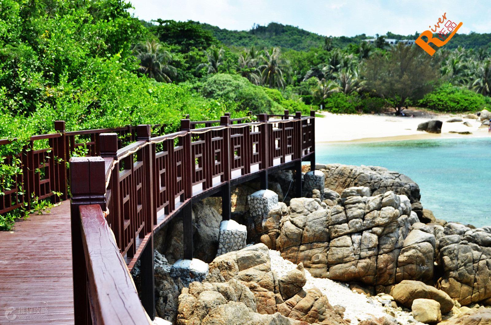 摄影之旅·三亚+分界洲岛+大小洞天+南湾猴岛+呀诺达