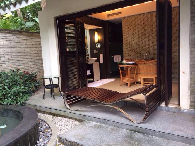 这次的七仙岭价格温泉住的很便宜院子之旅里别墅长春的舒服最别墅图片