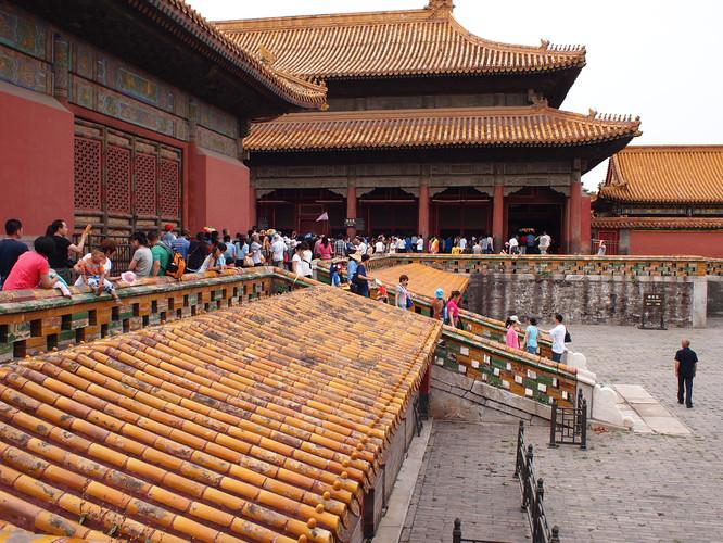 北京5日经典线路美食自由行(长城+十三陵+毛主攻略中文西格和声玛图片