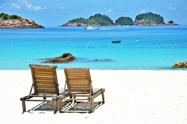夏日么么茶-盘点热浪岛最热带雨林风的美丽景色