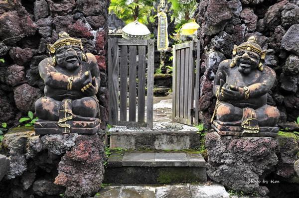 巴厘岛:单车骑行巴杜火山巴杜湖