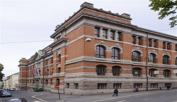 挪威工藝博物館  Museum of Decorative Arts and Design   -0