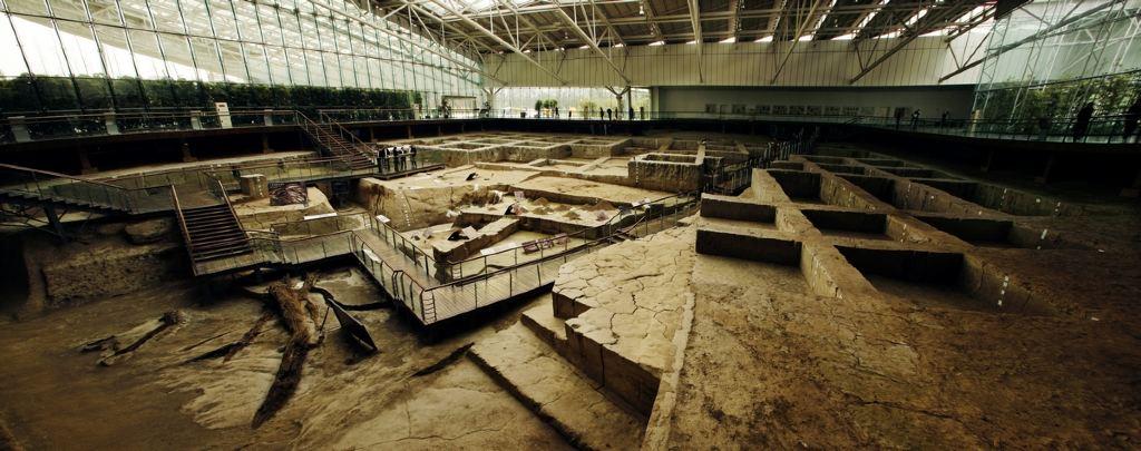 金沙遗址博物馆