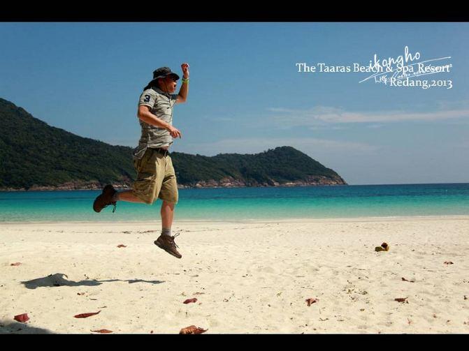 马来西亚热浪岛之taaras酒店住宿及环岛包船浮潜