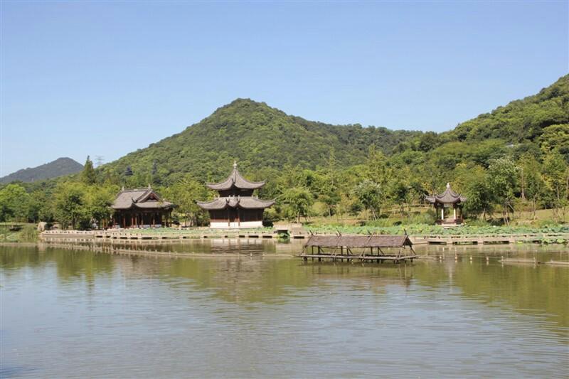 杭州.萧山湘湖一日游.自然风景值得拥有