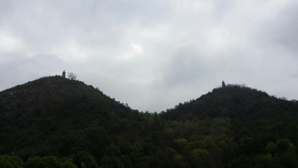 台州黄岩方山冥想行