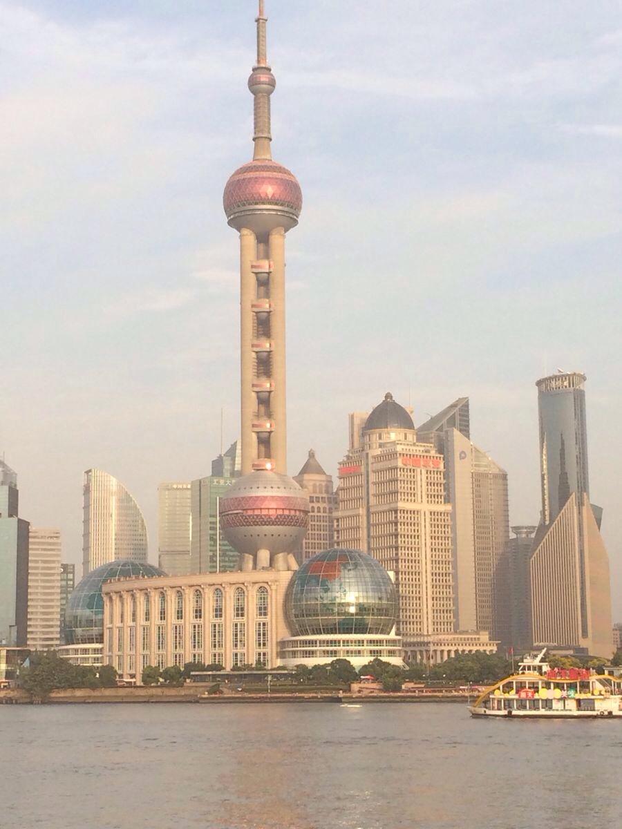 上海东方明珠一日游