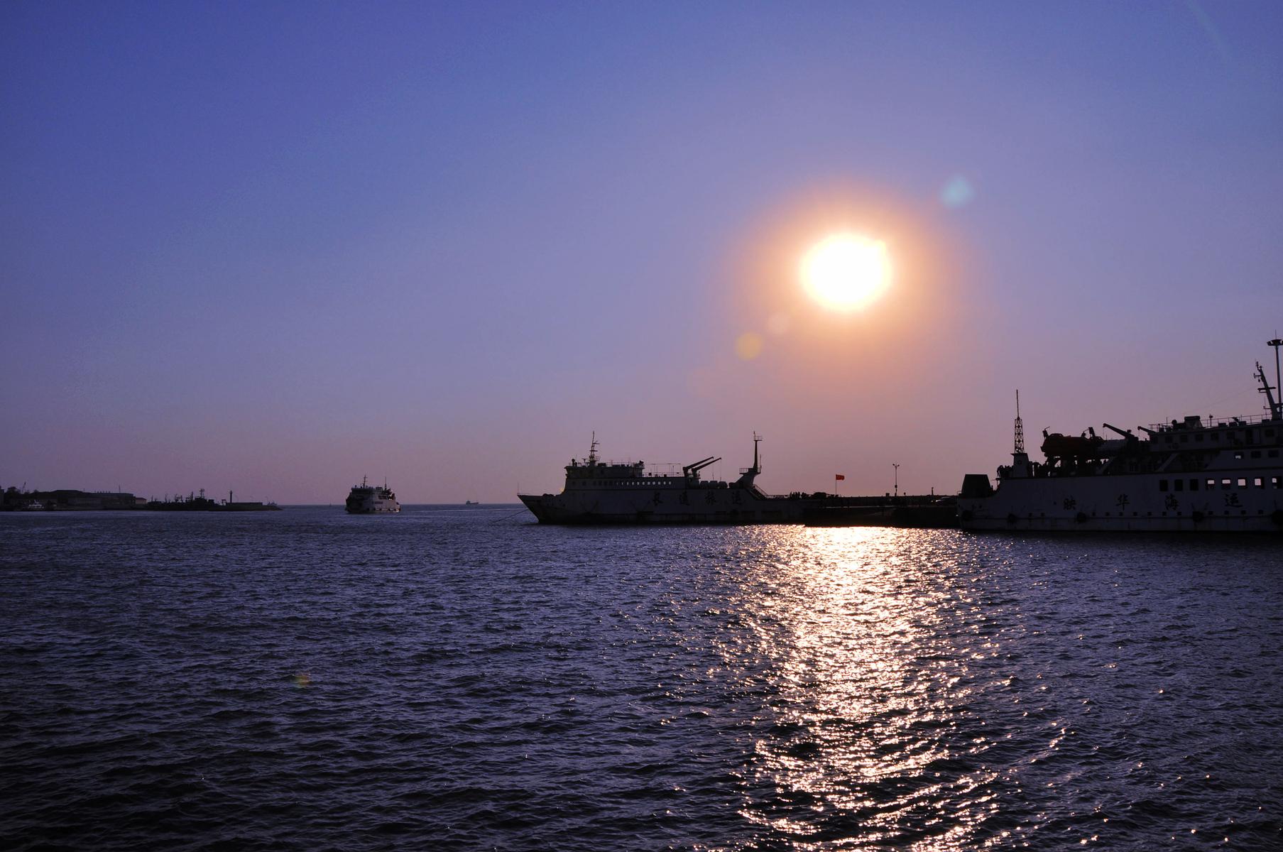 2013十一东营黄河口,蓬莱,长岛,烟台,威海自助游