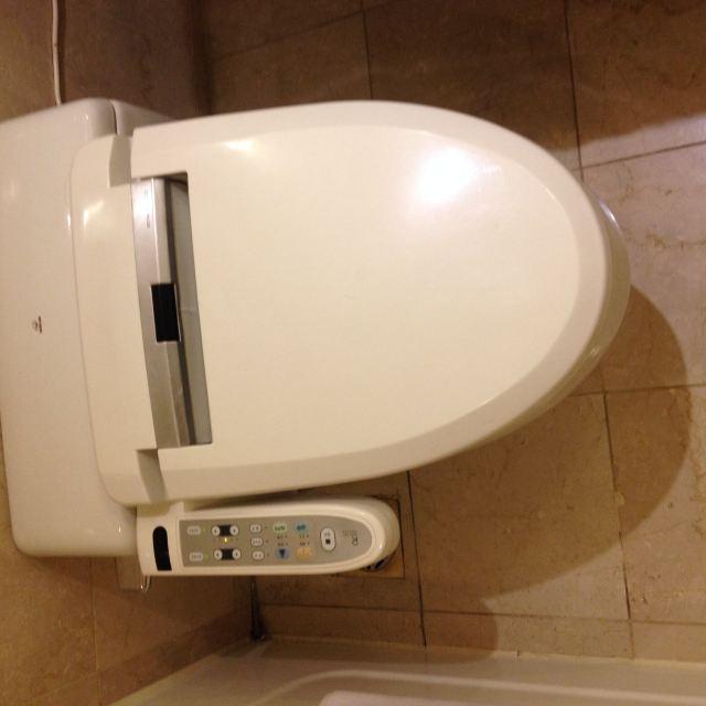 基本上所有的酒店公共卫生间都有马桶配套设备