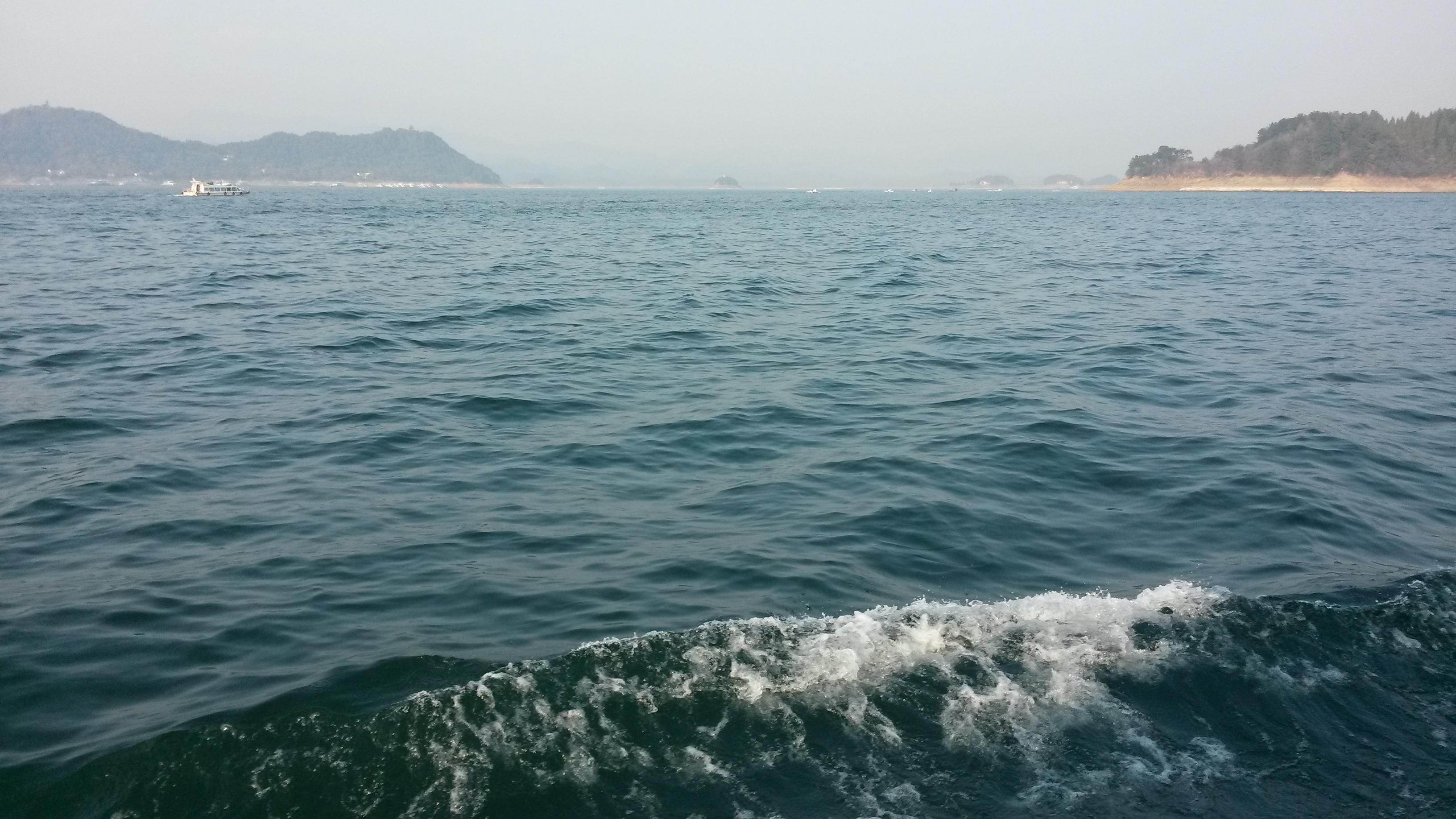 2014春节千岛湖无锡之行