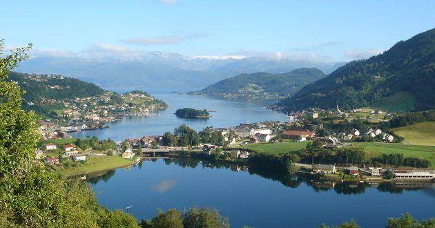 哈當厄爾峽灣  Hardanger Fjord   -3